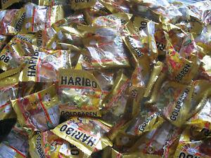 5 kg Minibeutel HARIBO nur Goldbären  Wurfmaterial Karneval Fasching Kamelle