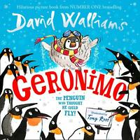 Geronimo - Childrens Book by David Walliams - Hardback