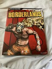 Borderlands Signature Series Strategy Guide (Bradygames Signa - VERY GOOD