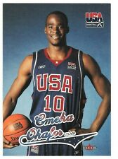 Emeka Okafor 2004 Fleer USA Card# NNO
