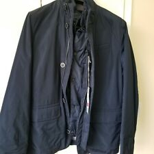 Mens marks and spencer Winter Jacket Caot M New Double Layer
