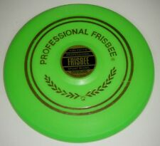 Vintage c1974 Frisbee Disc - Professional Sport Model Wham-O Toltoys Aust Made