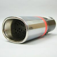 Exhaust Tip Trim Pipe Tail Muffler For Vauxhall Opel Antara Omega Signum Vivaro