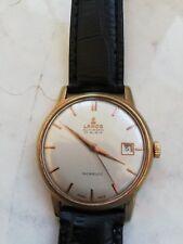 Orologio Vintage LANCO AUTOMATICO incabloc 17 rubis 1960 watch automatic swiss