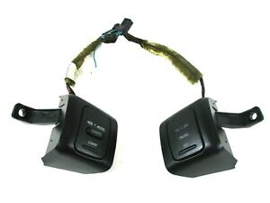 04-08 Dodge Ram Steering Wheel Cruise Control Switch Switches Wiring Harness