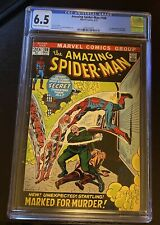 The Amazing Spider-Man #108 (May 1972, Marvel) CGC Certified 6.5