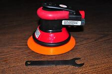 "National Detroit PGU6 Palm sander 6"" Pad Powerful orbit sander Made in USA"