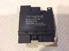 2010 MERCEDES CLS55 CLS550  REAR DOOR KEY LESS DOOR MODULE 2118203785