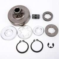9x Set Clutch Kit For Stihl 038 MS380 MS381 1119 0007 1003 Chainsaw Repair Tool