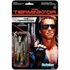 Funko Reaction Figures The Terminator 3 3/4 Action Figure