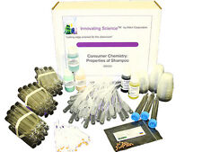 Properties of Shampoo Education and Hands-on Kit - Materials for 15 Groups