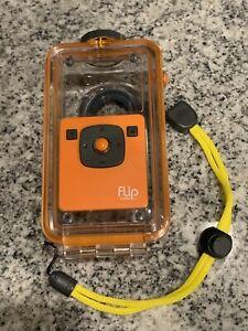 Flip Video Camera Waterproof Underwater Case 1st gen.