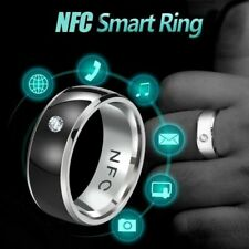 Smart Ring NFC Technology Intelligent Wearable Connect Android Phone Waterproof