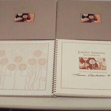 "Thomas Blackshear'S Ebony Visions - ""Ebony Visions Sketch Book"" - Signed"