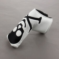 US Skull Golf Putter Head cover Blade For Taylormade Scotty Cameron Odyssey Ping