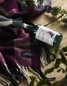 Joules Home Scarf & Fragrance Mist Gift Set - Green Floral - One Size