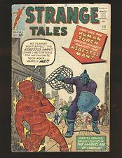 Strange Tales # 111 - 2nd Dr. Strange G/VG Cond.