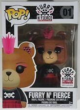 ON HAND Funko POP EXCLUSIVE Furry N' Fierce #01 Build-A-Bear Vinyl Figure