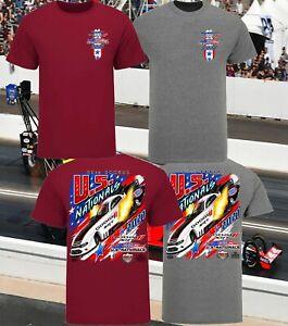 67th DodgeSRT NHRA U.S. Nationals Event T-Shirt S-5XL