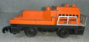 Lionel 3927 Motorized Track Cleaning Car