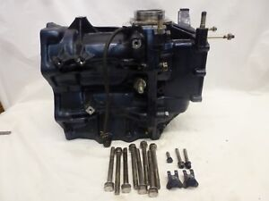 1989 NISSAN NS40C 40HP 2-CYL CRANKCASE ASSEMBLY 36101-1001 MOTOR OUTBOARD BOAT