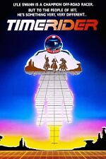 35mm TIMERIDER-1982. William Dear cult action! Italian language feature film.