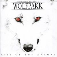 WOLFPAKK - RISE OF THE ANIMAL NEW CD