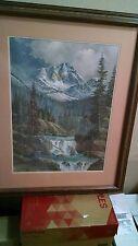 Tom J Dooley original oil painting on canvas.