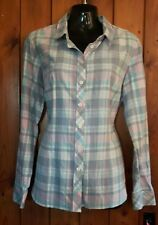 Joules Checked Long Sleeve Tops & Shirts for Women