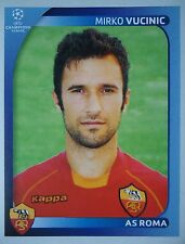 PANINI 467 MIRKO VUCINIC AS ROMA UEFA CL 2008/09