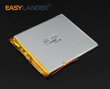 """3.7v 7000mah Replacement Battery F 9.7'' 10"""" 10.1"""" Android 4.0 4.1 Tablet PC"""
