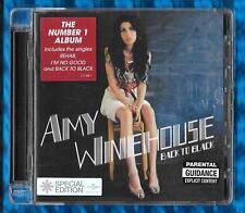 AMY WINEHOUSE BACK TO BLACK CD ALBUM(2006)171 304 1(SuperJB) Island Records (EU)