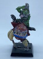 Games Workshop Warhammer OOP Goblins Squig Hopper Metal Goblin Citadel Miniature