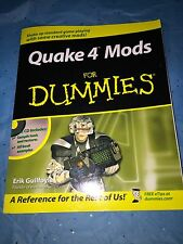 Quake 4 Mods For Dummies  For Dummies  Computer/Tech   2006 by Guilfo 0470037466