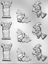 Halloween Assortment Chocolate Candy Mold from CK #3104 - NEW