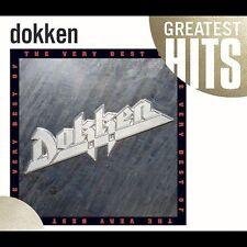 DOKKEN - VERY BEST OF CD POP/ HARD ROCK 16 TRACKS Album Hair metal