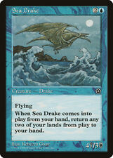MTG SEA DRAKE TEDESCO EXC - PORTAL 2 - SECOND AGE - PO - MAGIC