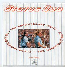 "Status Quo - Anniversary Waltz 7"" Single 1990"
