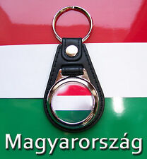 HONGRIE Porte Clefs Drapeau Hongrois HUNGARY FLAG Budapest Magyarország Debrecen