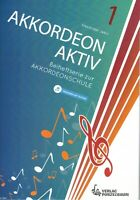 Akkordeon Noten : Akkordeon Aktiv 1 (Alexander Jekic) - Spielstücke