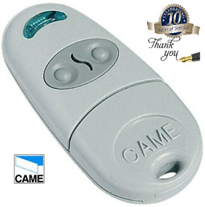 CAME TOP432NA-EE-EV Gate Remote Control Fob Key Transmitter + Battery UK Seller