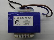 Transformateur  220v - 22.2v - Transfo 90va pas du  24v et proche 100 VA