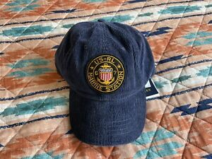 POLO RALPH LAUREN Marine Station Corduroy Hat