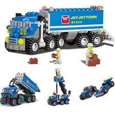 DIY large Truck blocks Compatible toy for boy Self-Locking Bricks toy MFR
