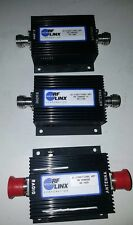 Lot of 3 RF LINX Bi-Directional Amp MN:2400SAE-1W & MN:5800SAE