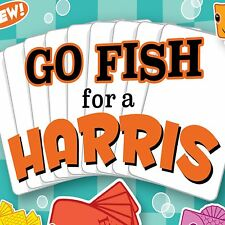 Harris Card Game - new personalized card game especially for people named Harris