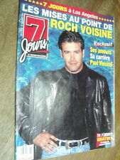 7 JOURS 96/03 (23/11/96) ROCH VOISINE REAL GIGUERE ANGELE COUTU