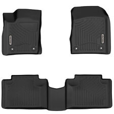Oedro Floor Mats Liners Unique Tpe fit for Durango/Grand Cherokee 2016-2020