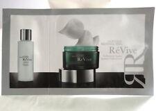 ReVive Glycolic Renewal Peel Professional System Wrinkles & Brightens 2 Step Set