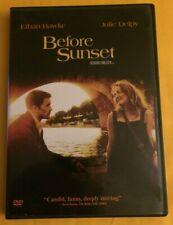 Before Sunset (Dvd, 2004) Ethan Hawke, Julie Delpy, Richard Linklater